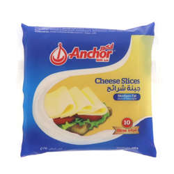 Anchor Iws, Cheese Slices - 167G