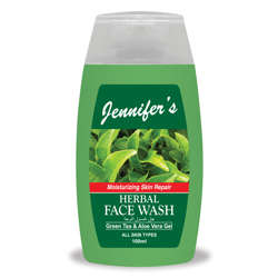 Jennifer's Face Wash Herbal - 100ml preview