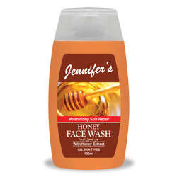 Jennifer's Face Wash Honey - 100ml preview