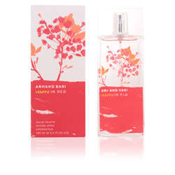 Armand Basi Happy In Red (W) Edt 100Ml