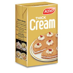 KDD Thick Cream-125ml-Pack Of 4