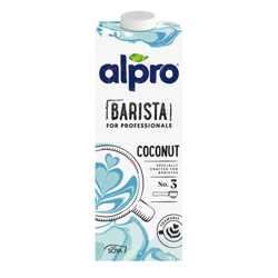 Alpro Coconut Drink With Soya For Professionals 1 Lt