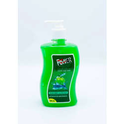 Power Hand Soap Green Apple (24x500ml/Carton)