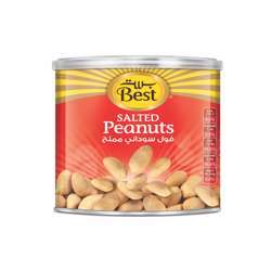 Best Salted Peanuts Can 110gm