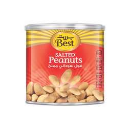 Best Salted Peanuts Can 300gm