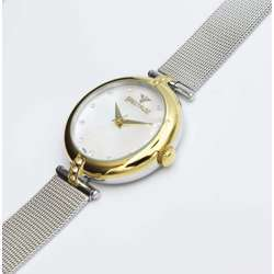 Creative Women''s Silver Watch - Mesh Band S12575L-4 preview