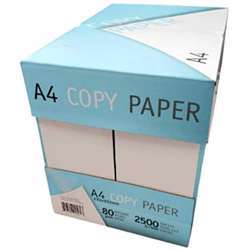 Copy Paper A3 Photo Copy Paper 80Gsm-5 Ream/Box