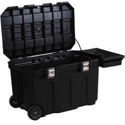 Stanley 1-93-278 Mobile Job Chest With Integrated Lock