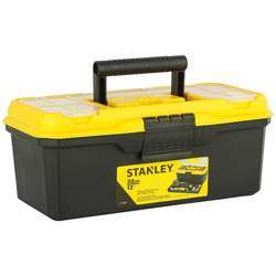 Stanley 1-71-948 13in Yellow And Black Tool Box