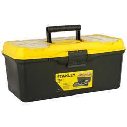 Stanley 1-71-949 16in Yellow And Black Tool Box