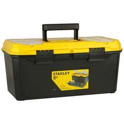 Stanley 1-71-950 19inYellow And Black Tool Box