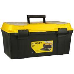 Stanley 1-71-951 22in Yellow And Black Tool Box