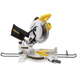Stanley SM16-B5 1650W 254mm Compound Mitre Saw