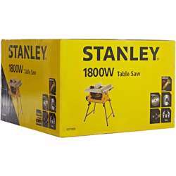 Stanley SST1800-B5 1800W Table Saw