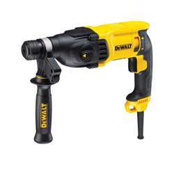 DeWalt SDS PLUS HAMMER 110V26MM 3MODE D25133K B4