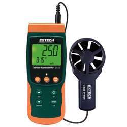 Extech SDL310 Thermo-Anemometer / Datalogger with SD Card