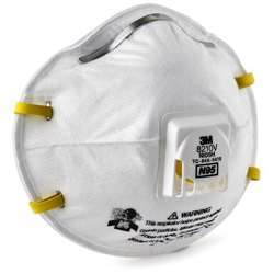 3M 8210V Particulate Disposable Respirator Mask N95 20EA-Box