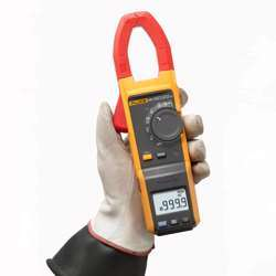 Fluke 381 Remote Display True RMS AC/DC Clamp Meter with iFlex