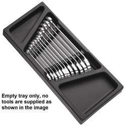 Expert E195064 Ratcheting Wrenches Ps Tray - 12 Pcs