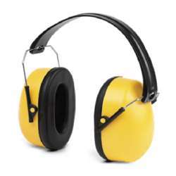 Tuf-Fix Ear Muff With Adjustable Feature
