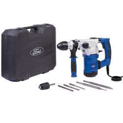 FORD FX1-56 1600W 32MM SDS-PLUS ROTARY HAMMER 6KG