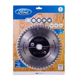 FORD FPTA-12-0015 CIRCULAR SAW BLADE FOR WOOD 254X30X2.8MM 48T