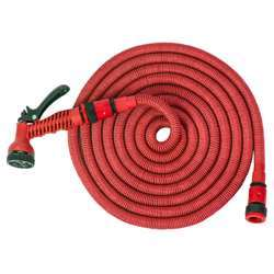 Beorol GBCYC15 Expandable hose 15m, red 15m