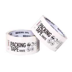 Beorol STB Painted tape white 50mm x 50m