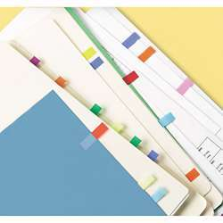 3M Post-It Flags 683-4, .47x1.71 Red, Canary Yellow, Blue, Green preview