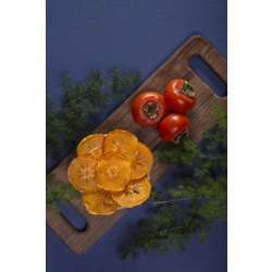 Tradex Persimmon Dried Fruit (100g/Pack) (1Box x 4Packs)