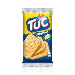 TUC Crackers Original with Cheese Flavour (8x12x24g)