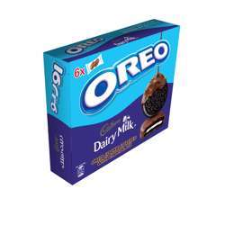 Oreo Chocolate Cookie Biscuit (10x204g)