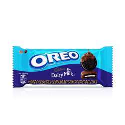 Oreo Chocolate Cookie Biscuit (12x20x34g)