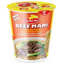 Lucky Me Supreme Beef Noodles (30x70g)
