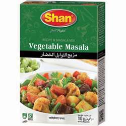 Shan Vegetable Curry Mix (144x100g)