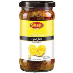 Shan Lemon Pickle (12x320g)