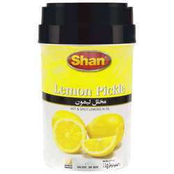Shan Lemon Pickle (6x1kg)