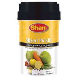 Shan Mixed Pickle (6x1kg)