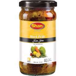 Shan Mixed Pickle (12x300g)