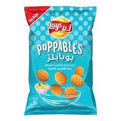 Lay's Poppables Creamy Cheese with Dill (12x150g)