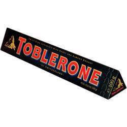 Toblerone Dark Chocolate (20x4x100g)