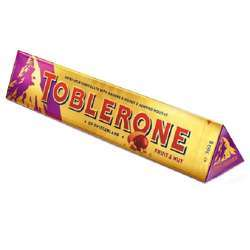 Toblerone Fruit & Nut Chocolate (10x2x360g)
