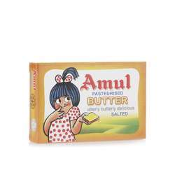 Amul Butter Salted (100x100g)