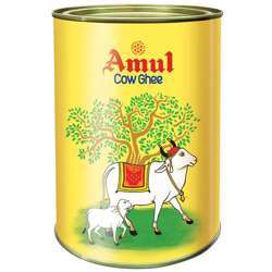 Amul High Aroma Cow Ghee (12x1ltr)