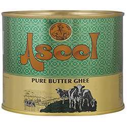 Aseel Pure Butter Unsalted (Slev) (20x400g)
