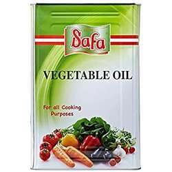 Safa Vegetable Oil (1x18ltr)