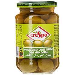 Crespo Queen Green Olives (12x200g)