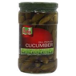 Safa Super Dill Pickle (1x18kg)