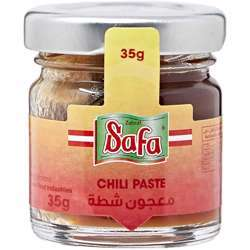 Zahrat Safa Chilli Paste (80x35g)