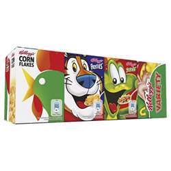 Kellogg''s Variety Pack Cereal (6x205g)
